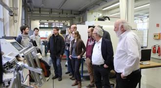 Workshop at ISW/University of Stuttgart on 10.02.2017