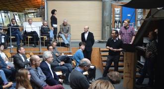 Workshop at ILEK/University of Stuttgart on 24.03.2017
